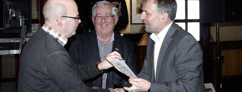 Cheque van €1000,-