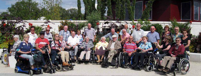 Groepsfoto Floriade