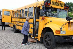 De bus van Landgoed de Biestheuvel