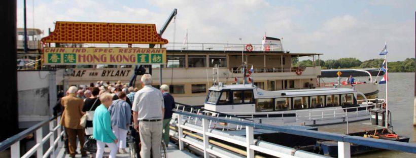 Boottocht 40-jarig jubileum